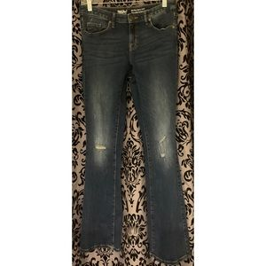 Mossimo NWOT 2R Mid-Rise Skinny Boot Jeans
